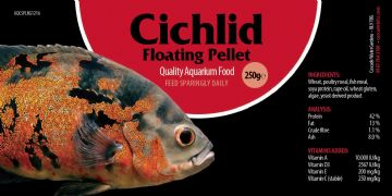 Cichlid Floating Pellet